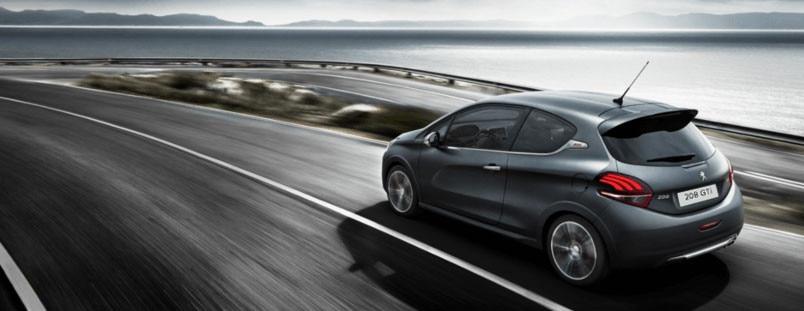 Peugeot 208 GTi mecánica aceleraciones