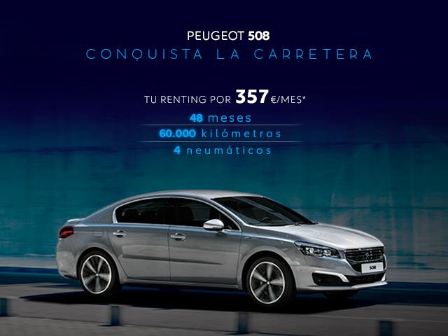 Peugeot 508 Profesional