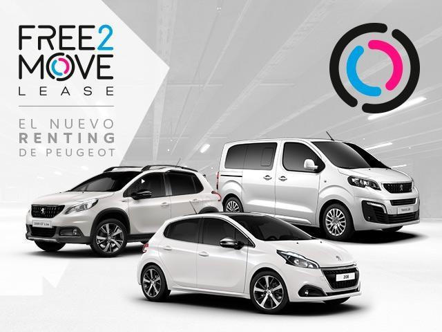 Peugeot - Free2move