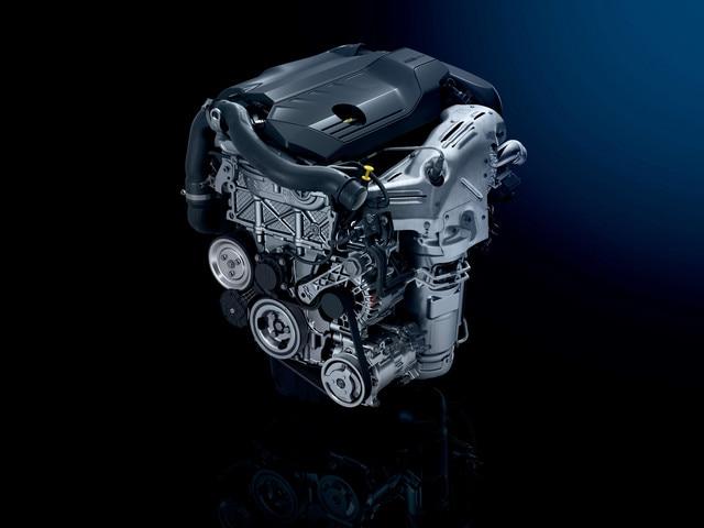 Peugeot motor de gasolina 2018