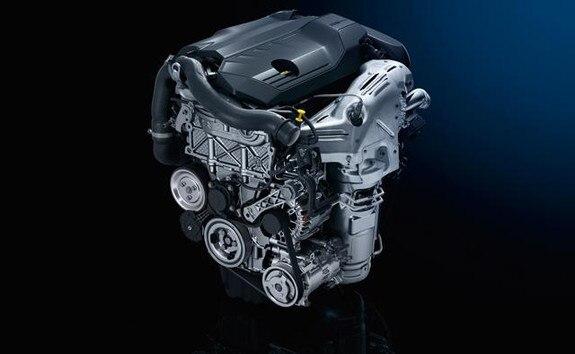 Nueva berlina PEUGEOT 508: motores PureTech y BlueHDi (1)* de última generación €6.c