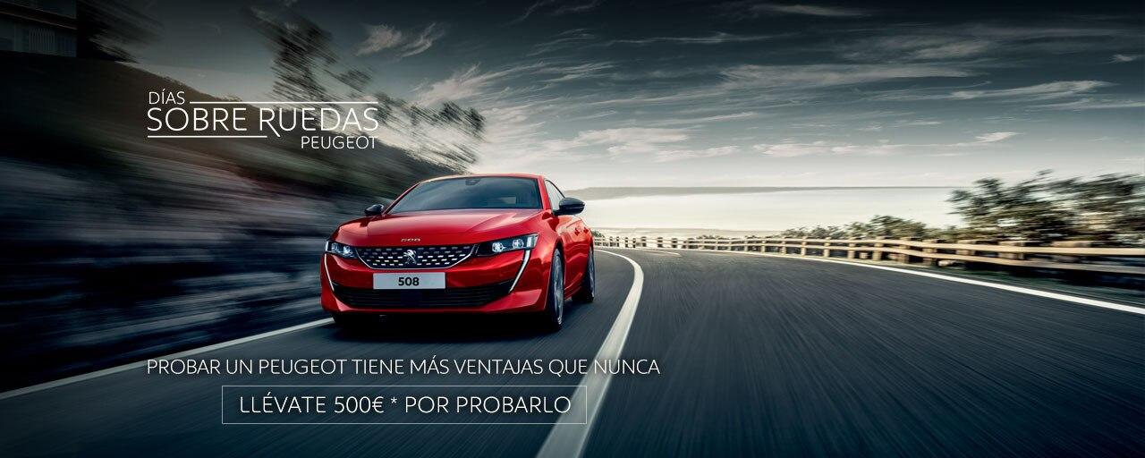 Nuevo Peugeot 508 - Días sobre ruedas