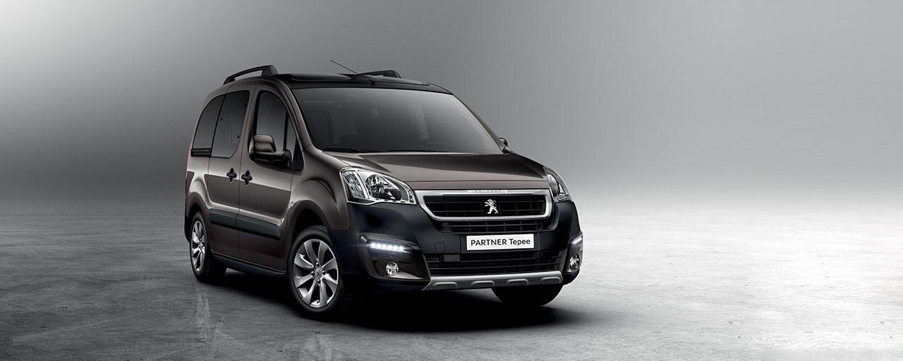 Mainbanner Peugeot Partner Tepee