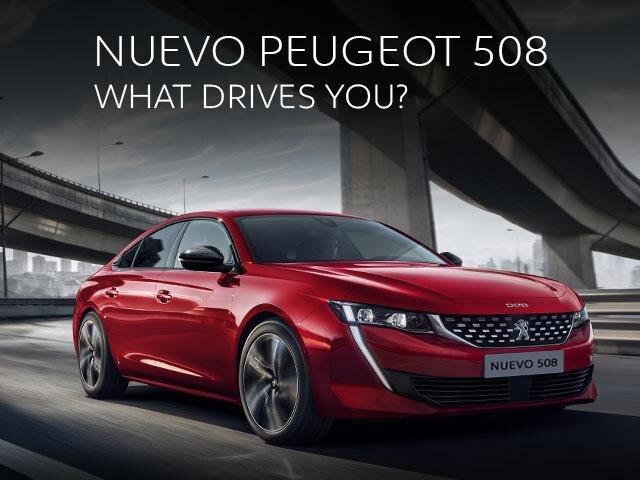 Oferta Nuevo Peugeot 508 Marzo