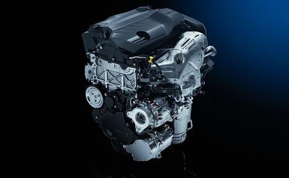Motor Híbrido Enchufable del Nuevo Peugeot 508 Hybrid