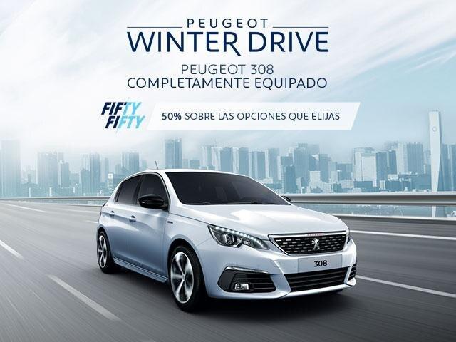 Oferta Peugeot 308 Winter Drive