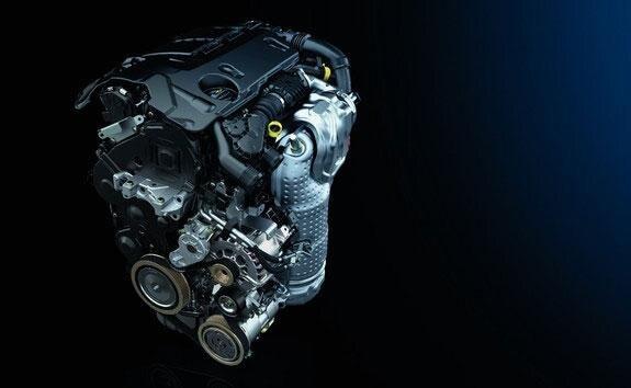 Motor Diésel BlueHDi del Nuevo Peugeot 508