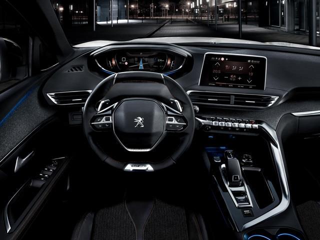 Nuevo SUV PEUGEOT 5008 GT Line: Nuevo Peugeot i-Cockpit®