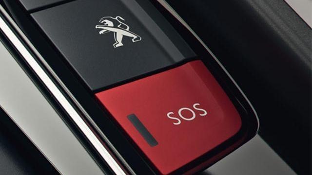 Peugeot Connect SOS Assistance