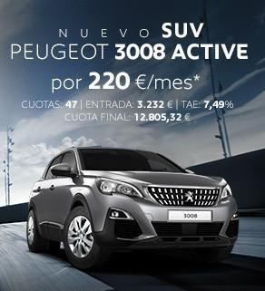 SUV 3008 Active