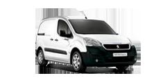 Peugeot Partner Electric