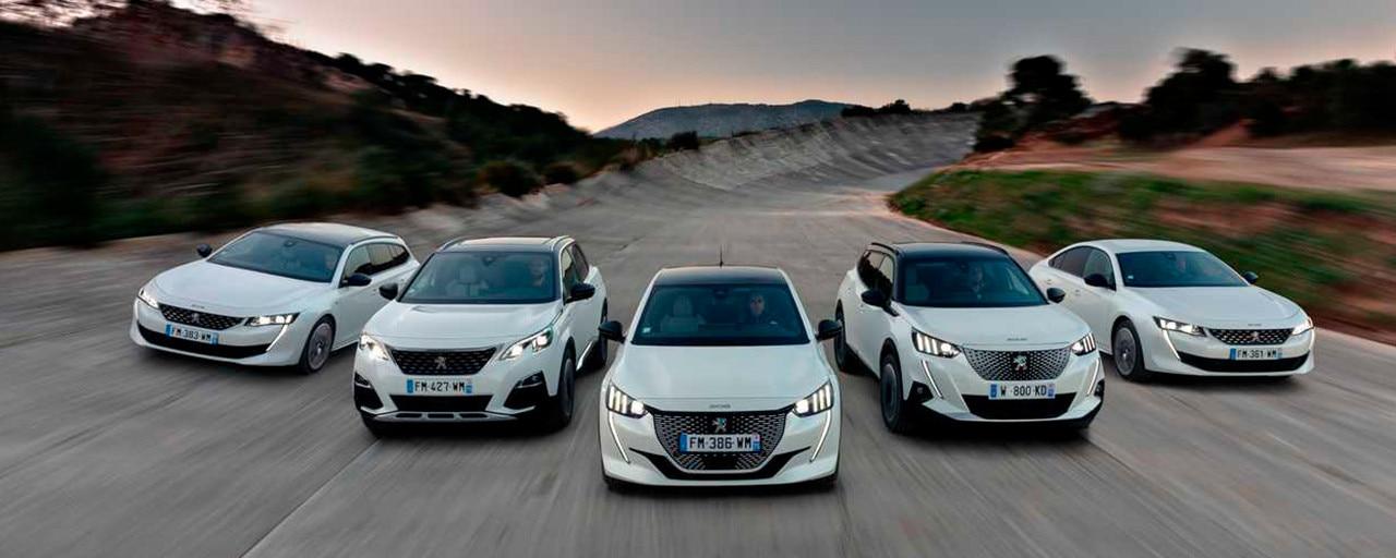 Plan Moves 2020 - Peugeot España