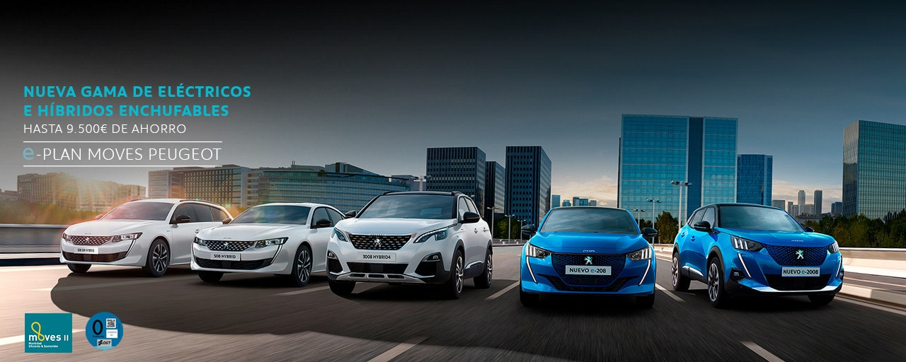 E-plan Moves Peugeot