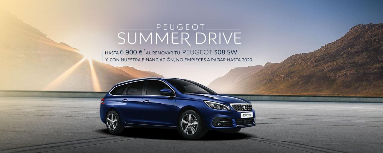 Peugeot 308 SW - Summer Drive