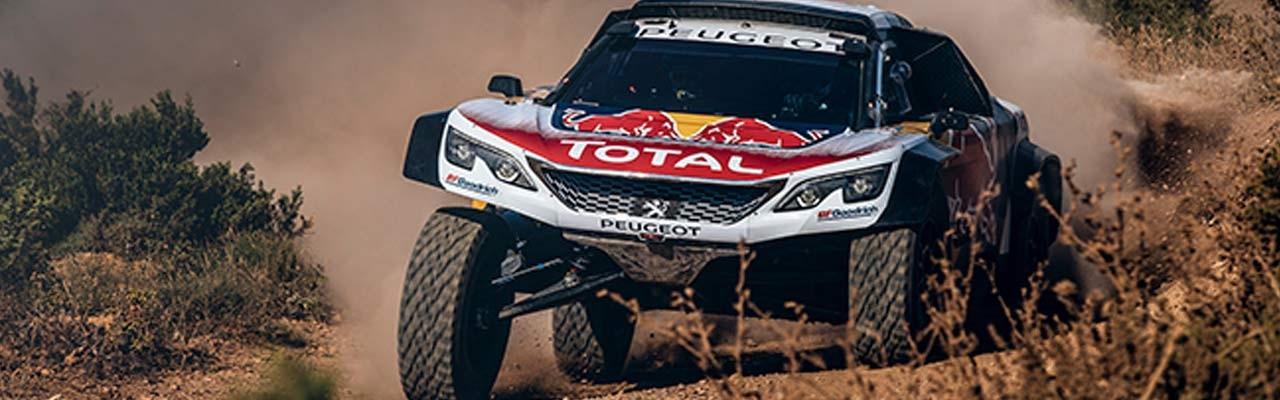 Peugeot 3008 Rally