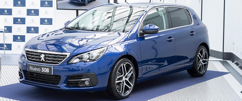 Nuevo Peugeot 308 Pantomima Full