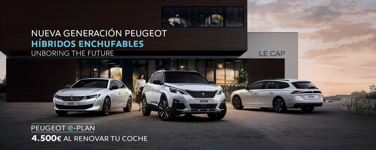 Peugeot Gama hybrid