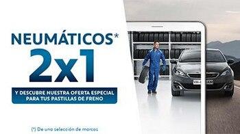Banner 2x1 Neumáticos