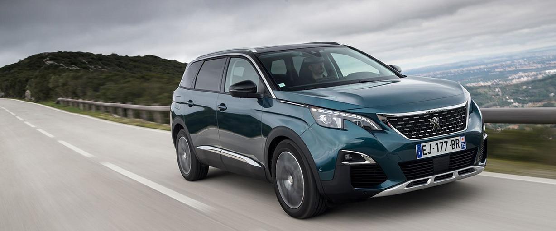 Nuevo SUV 5008 llega España