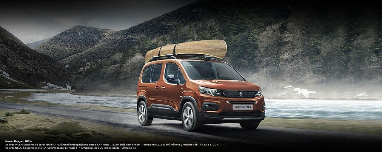 Nuevo Peugeot Rifter WLTP