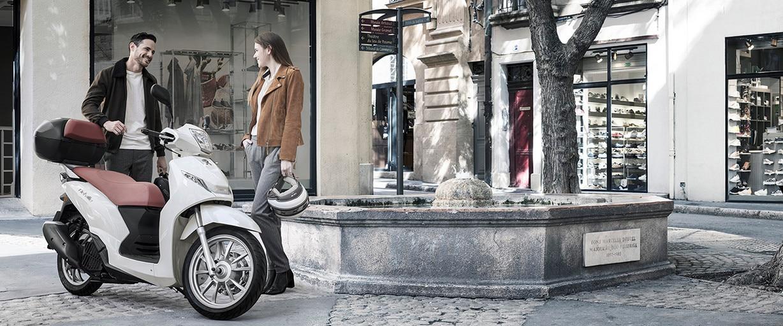 Nuevo Peugeot Belville Scooter