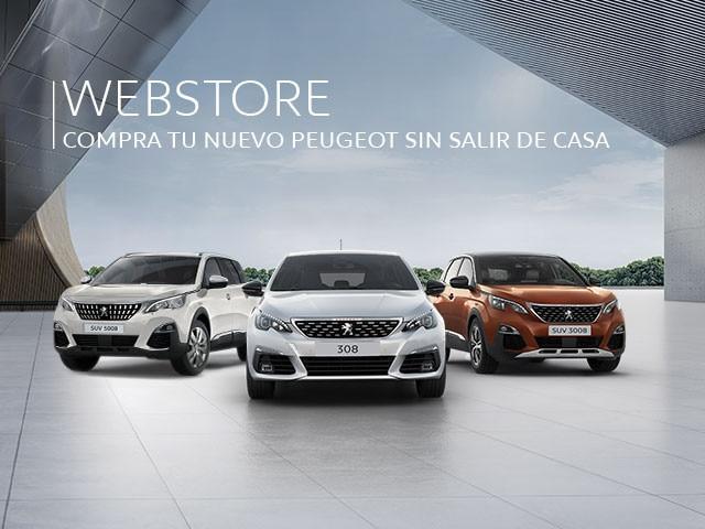 Peugeot Websstore