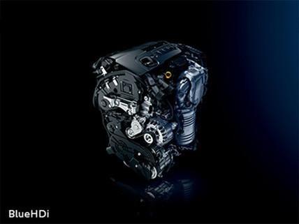 Tecnología SUV Peugeot 5008 Motores BlueHDi