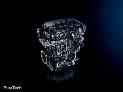 Tecnología SUV Peugeot 5008 Motores PureTech