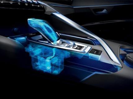Tecnología SUV Peugeot 5008 Cambio Automático EAT8