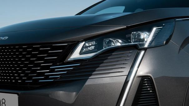 Nuevo SUV PEUGEOT 3008 - Nuevos faros FULL LED