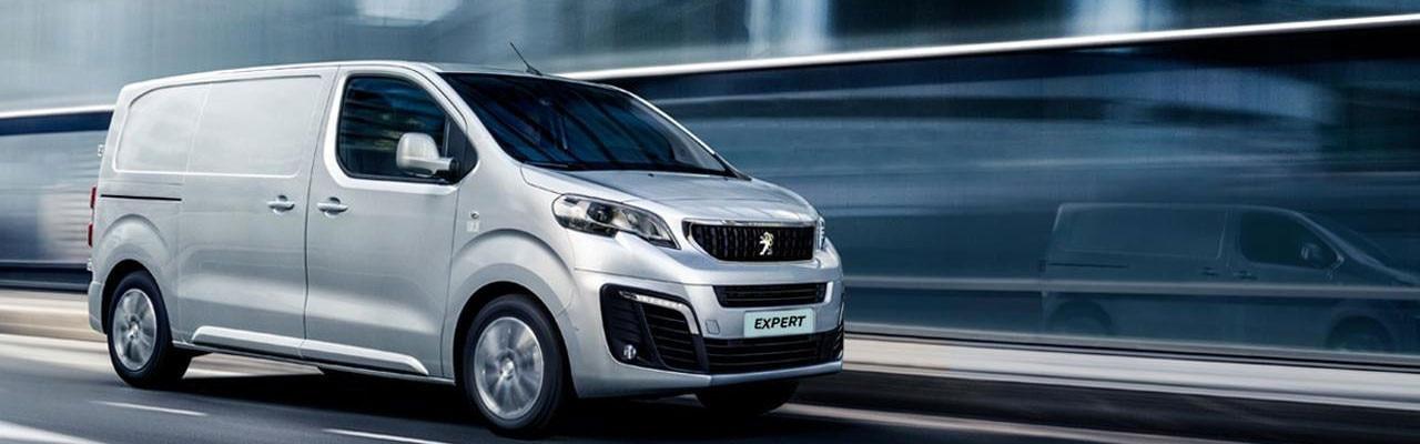 Gama vehículos comerciales Peugeot Expert Furgón