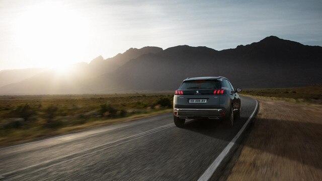 Nuevo SUV PEUGEOT 3008 – Motorizaciones térmicas