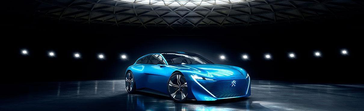 Qué es un Concept Car o prototipo futurista
