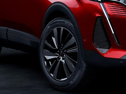 Nuevo SUV PEUGEOT 3008 – Llanta de aluminio «Washington» de 19''