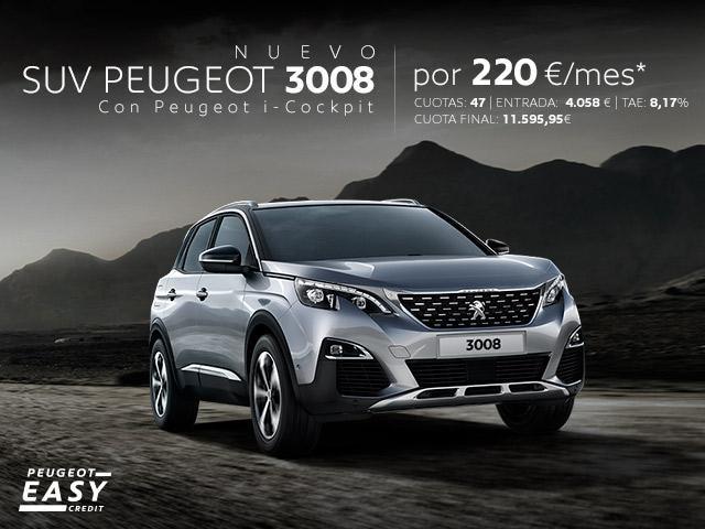 SUV-peugeot-3008-ofertas