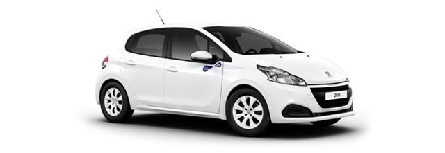 La serie especial Like llega al Peugeot 208: elegancia y eficiencia desde 8.910 euros