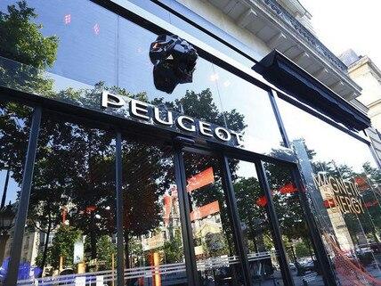 Peugeot Avenue París