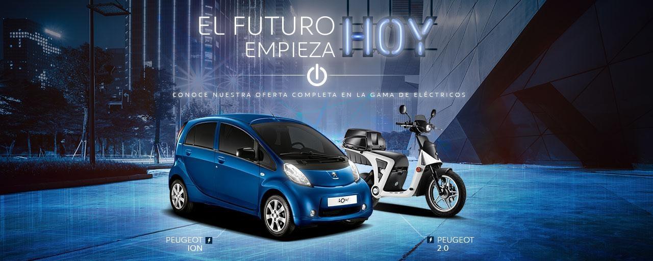 Servicios Eléctricos Gama Peugeot