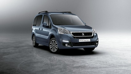 Peugeot Partner Tepee Electric - Fotos y vídeos