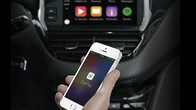 Apple Carplay 2008