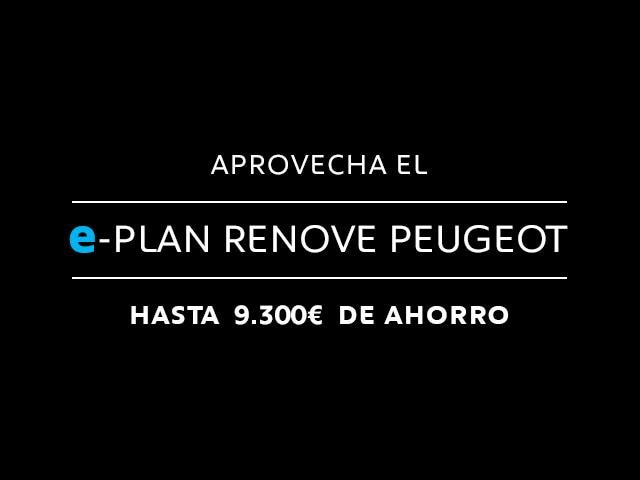 e-plan Renove Peugeot