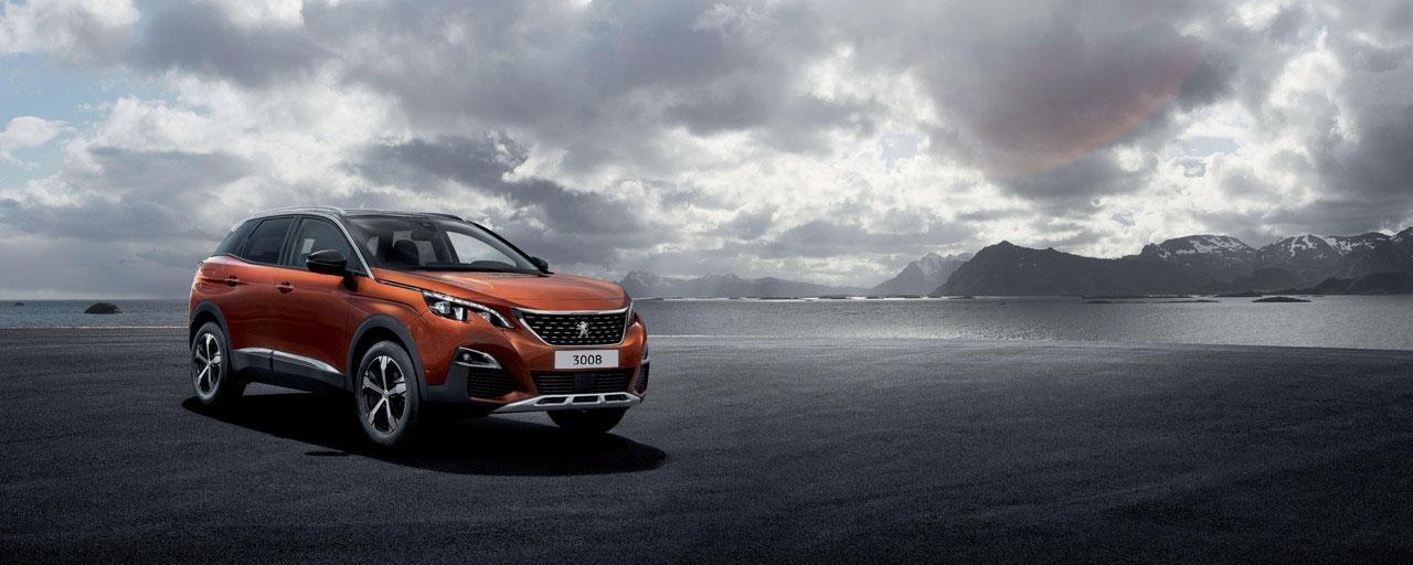 SUV Peugeot 3008 - Diseño y estilo sugerente