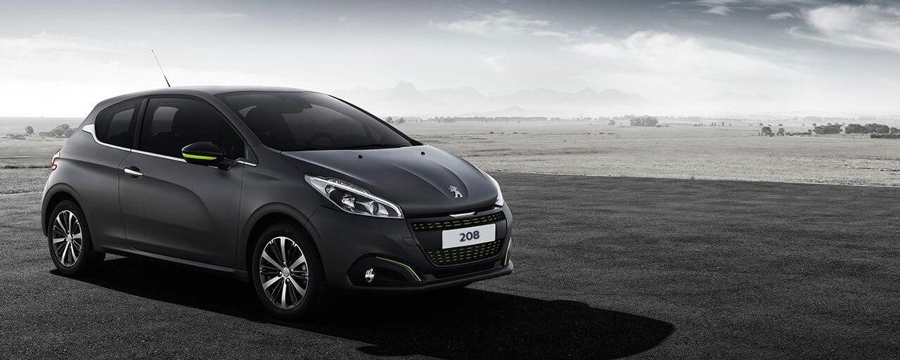 Mainbanner Peugeot 208 3 Puertas