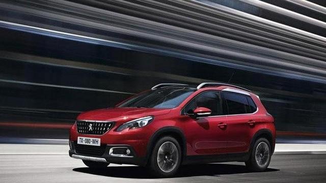 Nuevo SUV Peugeot 2008 potencia seducción