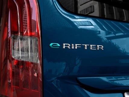NUEVO PEUGEOT e-RIFTER – monograma e-Rifter