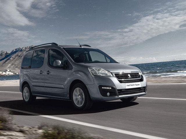 Peugeot Partner Tepee limitador de velocidad