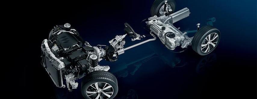 Nuevo SUV Peugeot 2008 alta tecnología
