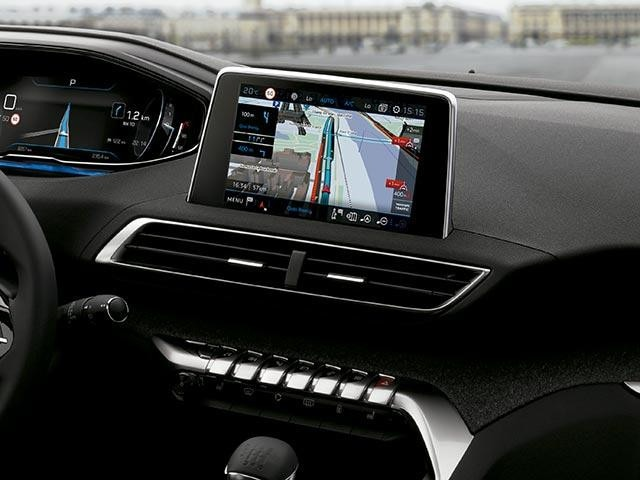 Peugeot 2008 Connect Nav