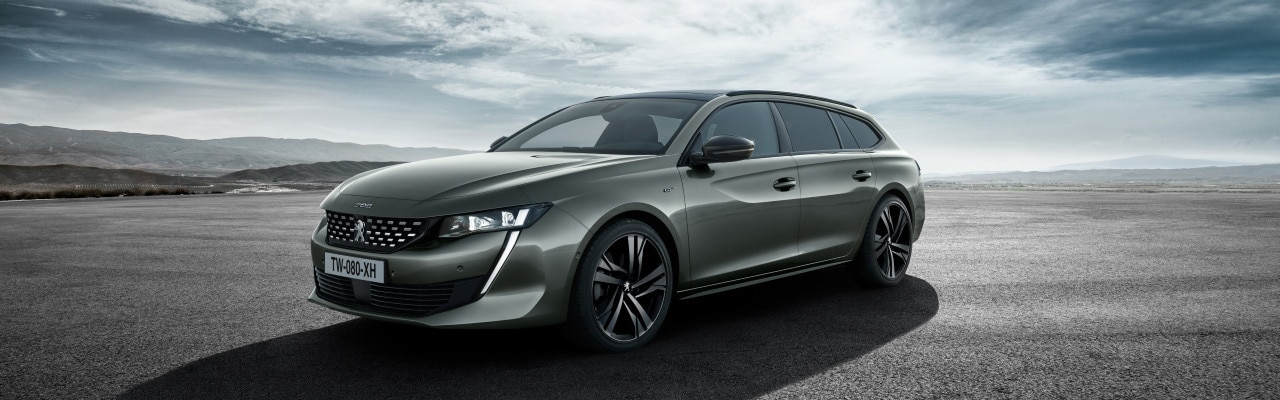 Peugeot 508 SW First Edition clase sin límites