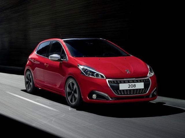 Peugeot 208 - Estilo deportivo y elegante